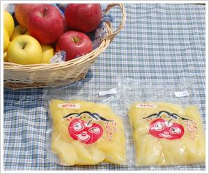 デザートりんご サンふじ・シナノゴールド