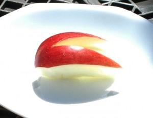 りんご うさぎ 大湯ファーム