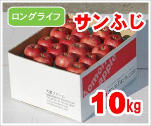 ロングライフサンふじ【10kg】
