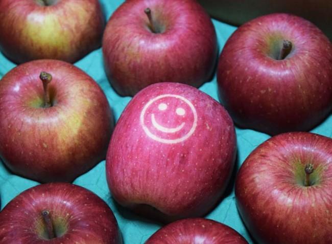 スマイルりんご